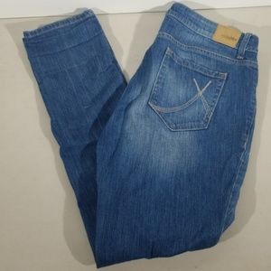 ANCHOR BLUE Curvy Mom Jeans Stretch Fit Sz 15x31